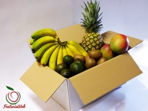 compra fruta tropical